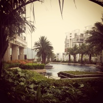 amalfi pool