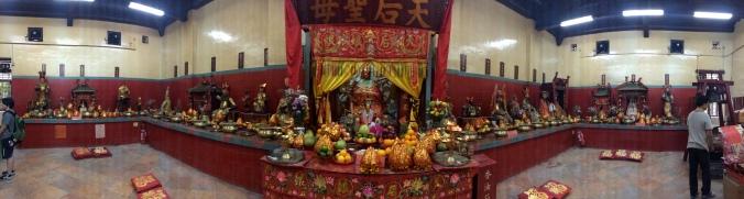 Tin Hau Temple, Stanley Hong Kong