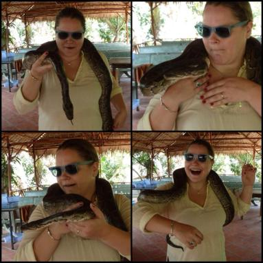 LisaDeviAdventures Snake