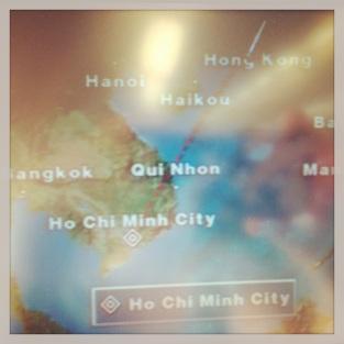 Hong Kong to HCMC, Vietnam LisaDeviAdventures