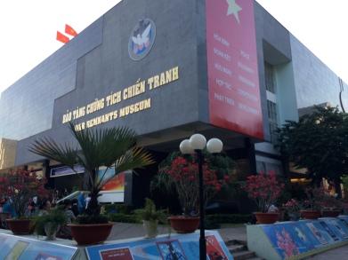 War Remnants Museum Saigon Vietnam