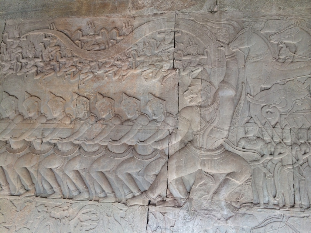 Ankor Wat Cambodia LisaDeviAdventures
