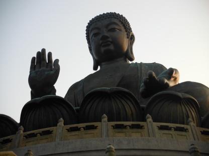 Big Buddha Lantau Island, Hong Kong LisaDeviAdventures