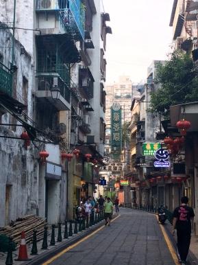 Macau Street LisaDeviAdventures