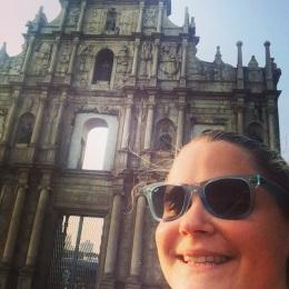St Paulo's Macau LisaDeviAdventures