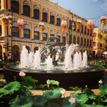 Senado Square Macau LisaDeviAdventures