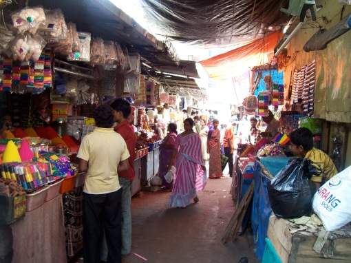 Mysore Market India LisaDeviAdventures
