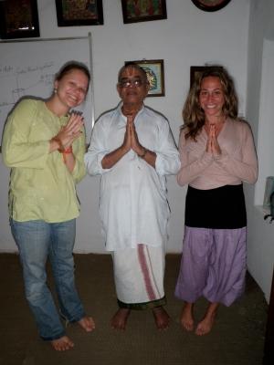 BNS Iyengar Mysore Mandala Yoga LisaDeviAdventures